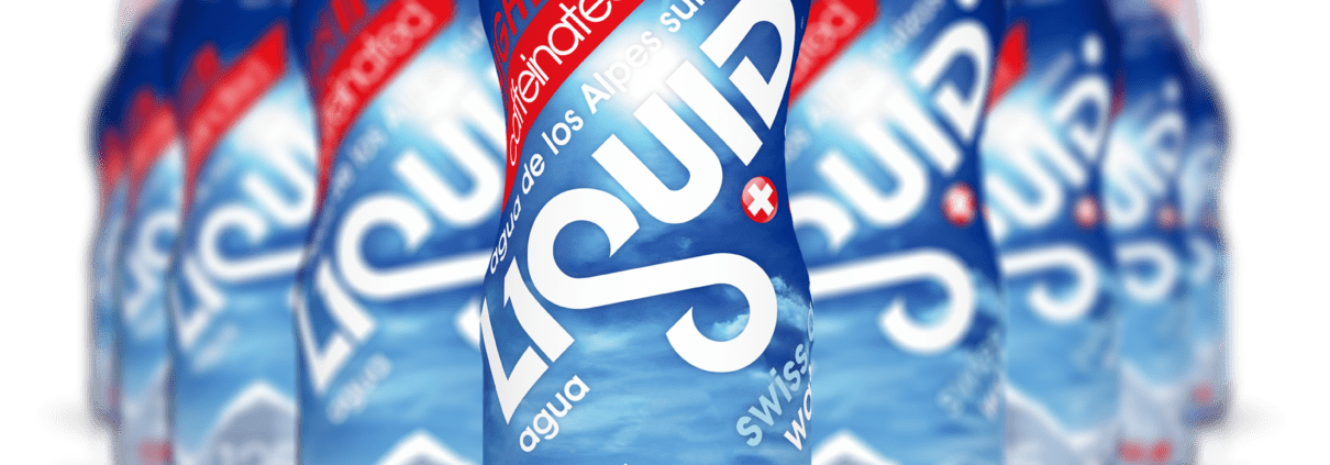 Agua de los Alpes L1quid 50cl. High 90 Mg. con PH10 Pack de 48