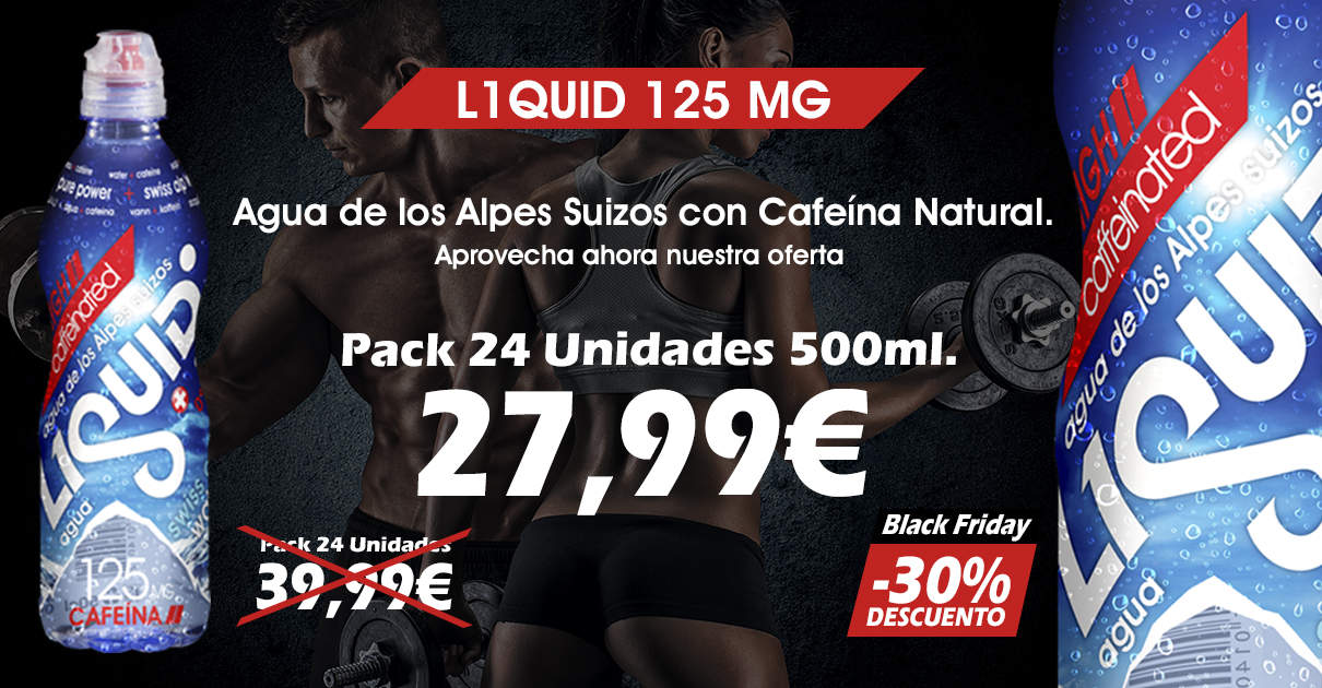 Oferta Black Friday L1quid 125 MG