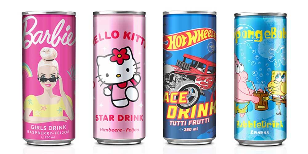 Bebidas para niños y niñas